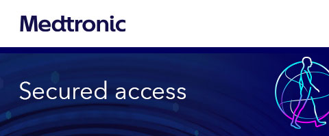 Medtronic Secured Access: Internal home